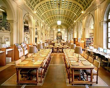 Biblioth que de la cit internationale universitaire de for Chambre universitaire paris