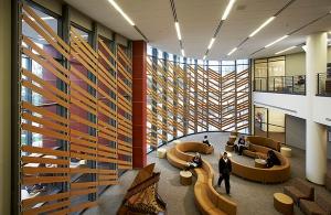 Henry Madden Library, CSU Fresno
