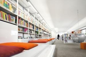 Bibliotheken - Libraries - Bibliothèques