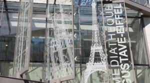 Médiathèque Eiffel