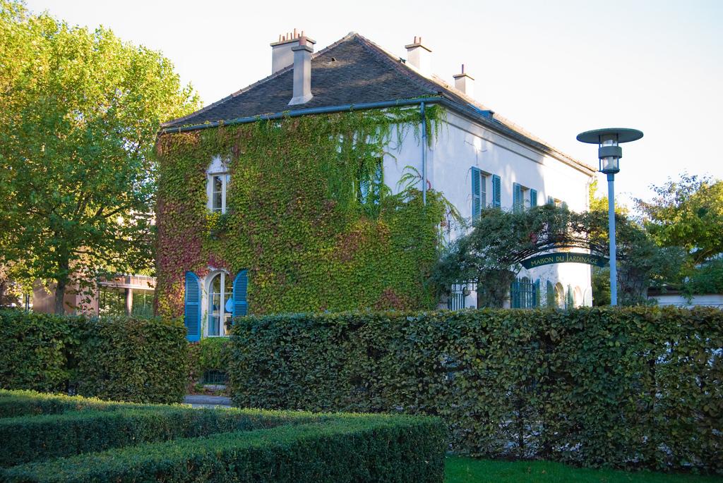 Biblioth que de la maison du jardinage paris france les plus belles bib - La maison du bain paris ...